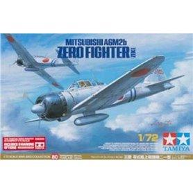 Tamiya 25170 Flygplan Mitsubishi A6M2b Zero Fighter (Zeke)