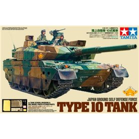 Tamiya 25173 Tanks Japan Ground Self Defense Force Type 10 Tank
