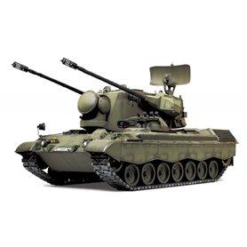 Tamiya 36208 Tanks Flakpanzer Gepard (Display Model)