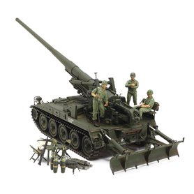 Tamiya 37021 U.S. Self-Propelled Gun M107 (Vietnam War)