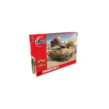 Airfix 08360 Tanks Crusader MkIII Tank