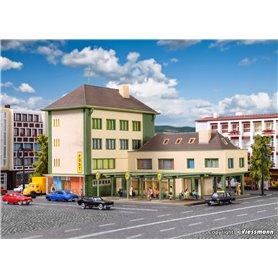 Vollmer 47724 Postterminal, mått 158 x 115 x 105 mm