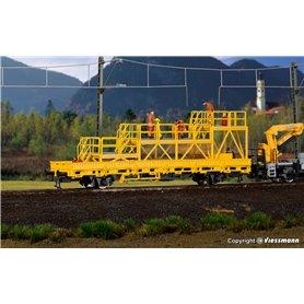 Kibri 26262 Underhållsvagn för luftledning