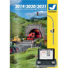 Media KAT486 Viessmann Katalog 2019/2020/2021