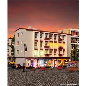 Vollmer 47720 Höghus/bostadsrätt