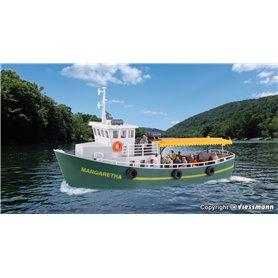 Kibri 39158 Passagerarbåt för kanal eller flod