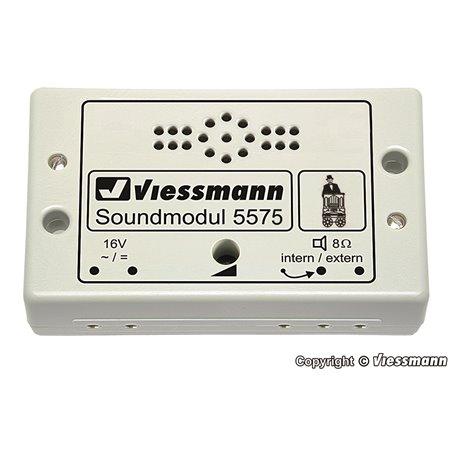 Viessmann 5575 Sound module hand organ