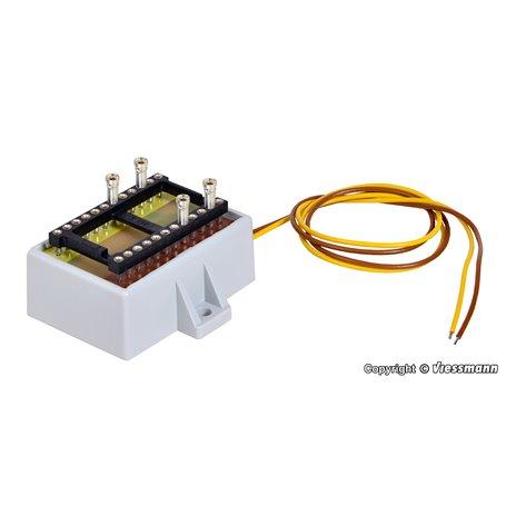 Viessmann 5205 Power module with plug-in rail