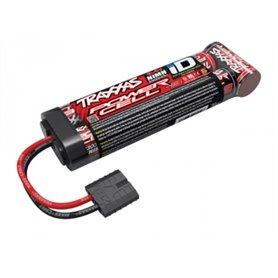 Traxxas 2940X Drivackpaket NiMH Batteri 8,4V 3300mAh Series 3 iD-kontakt