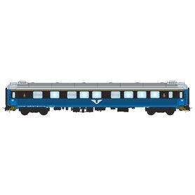 NMJ 201401 Personvagn SJ A2 5144 1:a klass, blå/svart, version 2