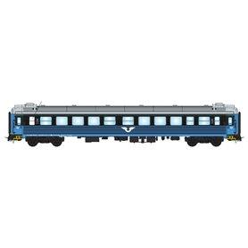 NMJ 203401 Personvagn SJ AB3 4870 1:a/2:a klass blå/svart, version 2