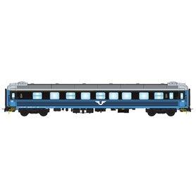 NMJ 204401 Personvagn SJ B1 4899 2:a klass, blå/svart, version 2