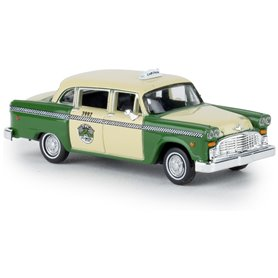 "Brekina 58922 Checker Cab ""Chicago"" Von Drummer"