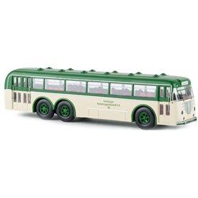 """Brekina 59422 Buss Büssing 12000 T """"Duisburg"""""""