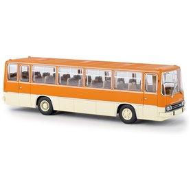 Brekina 59652 Buss Ikarus 255, resebuss, orange/ljus elfenben, TD