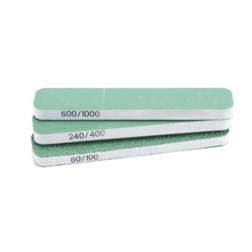 Model Craft PAB1200 Dual-Grit Flexi Sanders x 3, 80x30x6mm
