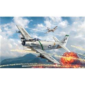 Italeri 2788 Flygplan A-1H Skyraider