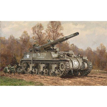 Italeri 7076 M12 Gun Motor Carriage