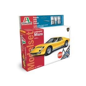 """Italeri 72002 Lamborghini Miura """"Gift Set"""""""