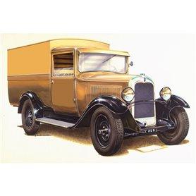 Heller 80703 Citroën C4 Fourgonnette 1928