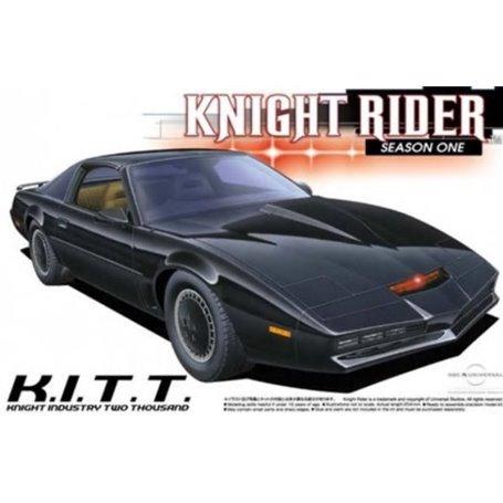 "Aoshima 041277 Knight Rider ""Season One"" K.I.T.T. ""Knight Industries Two Thousand"""