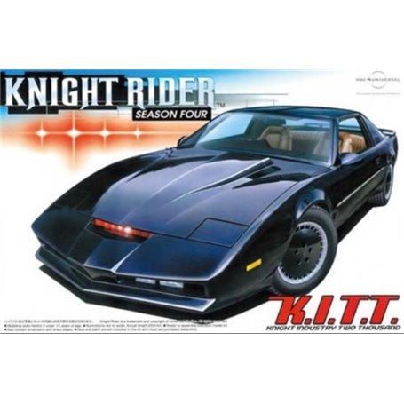 "Aoshima 041307 Knight Rider ""Season Four"" K.I.T.T. ""Knight Industries Two Thousand"""