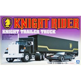 "Aoshima 030660 Knight Rider ""Knight Trailer Truck"""