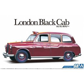 Aoshima 054871 London Black Cab 68 FX4
