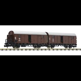 """Fleischmann 830604 Vagnsset med 2 godsvagnar Glleh typ ÖBB """"Leig"""""""