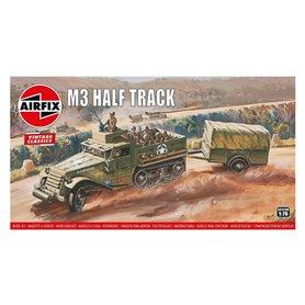 Airfix 02318V M3 Half Track & 1 Ton Trailer