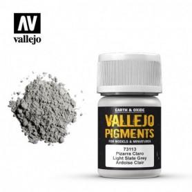 Vallejo 73113 Pigment 113 Light Slate Grey 35ml