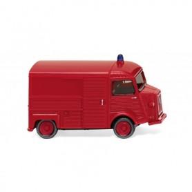 Wiking 26206 Fire brigade ? Citroën HY box van