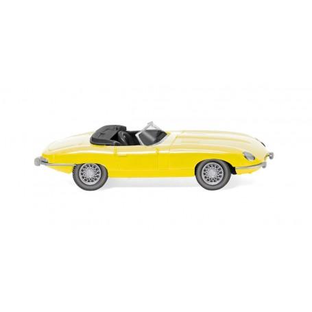 Wiking 81706 Jaguar E-Type Roadster ? yellow