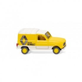 "Wiking 22503 Renault R4 box van ""Renault Service"""