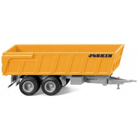 Wiking 38816 Joskin tipping trailer