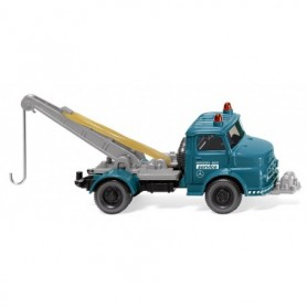 "Wiking 63102 Towing vehicle (MB short hood) ""MB Service"""