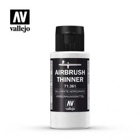Vallejo 71361 Airbrush Thinner 361, 60ml