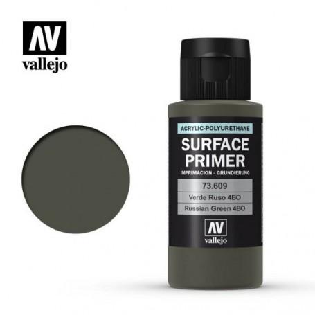 Vallejo 73609 Surface Primer 609 Russian Green 4BO 60ml