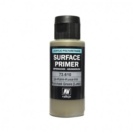 Vallejo 73610 Surface Primer 610 Parched Grall (Late) 60ml