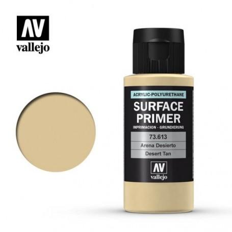 Vallejo 73613 Surface Primer 613 Desert Tan 60ml