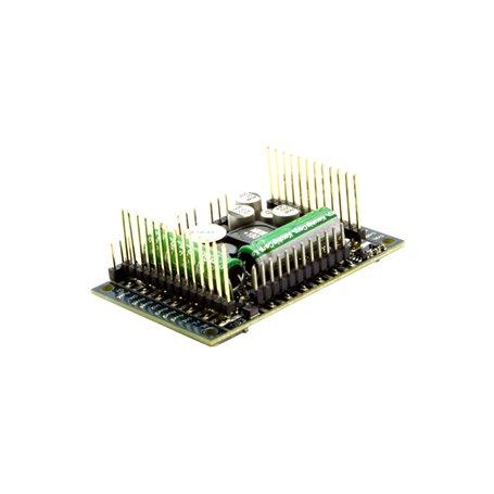 "ESU 58515 LokSound 5 XL DCC/MM/SX/M4 ""blank decoder"", Pinheader, gauge: G, I"