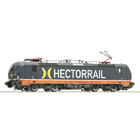 """Roco 73973 Ellok klass 243 """"Hector Rail"""" med ljuddekoder"""