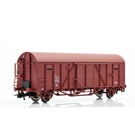 NMJ 604202 Godsvagn SJ Gbls-u 156 5 501-9