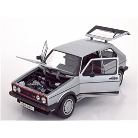Welly 18039 Volkswagen Golf I GTI, silver