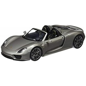 Welly 18051 Porsche 918 Spyder, grå