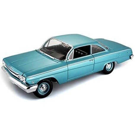 Maisto 31641 Chevrolet Bel Air 1962, turkos