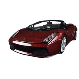 "Maisto 31136 Lamborghini Gallardo Spyder 2008 ""Special Edition"", röd metallic"