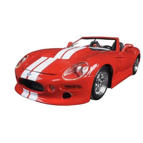 "Maisto 31142 Shelby Series 1 ""Special Edition"" 1999, röd"