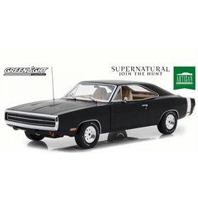 "Greenlight 19046 Dodge Charger 1970 ""Supernatural"", svart"