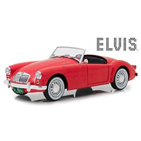 "Greenlight 13524 MG A 1600 Roadster MKI 1959 ""Elvis"""